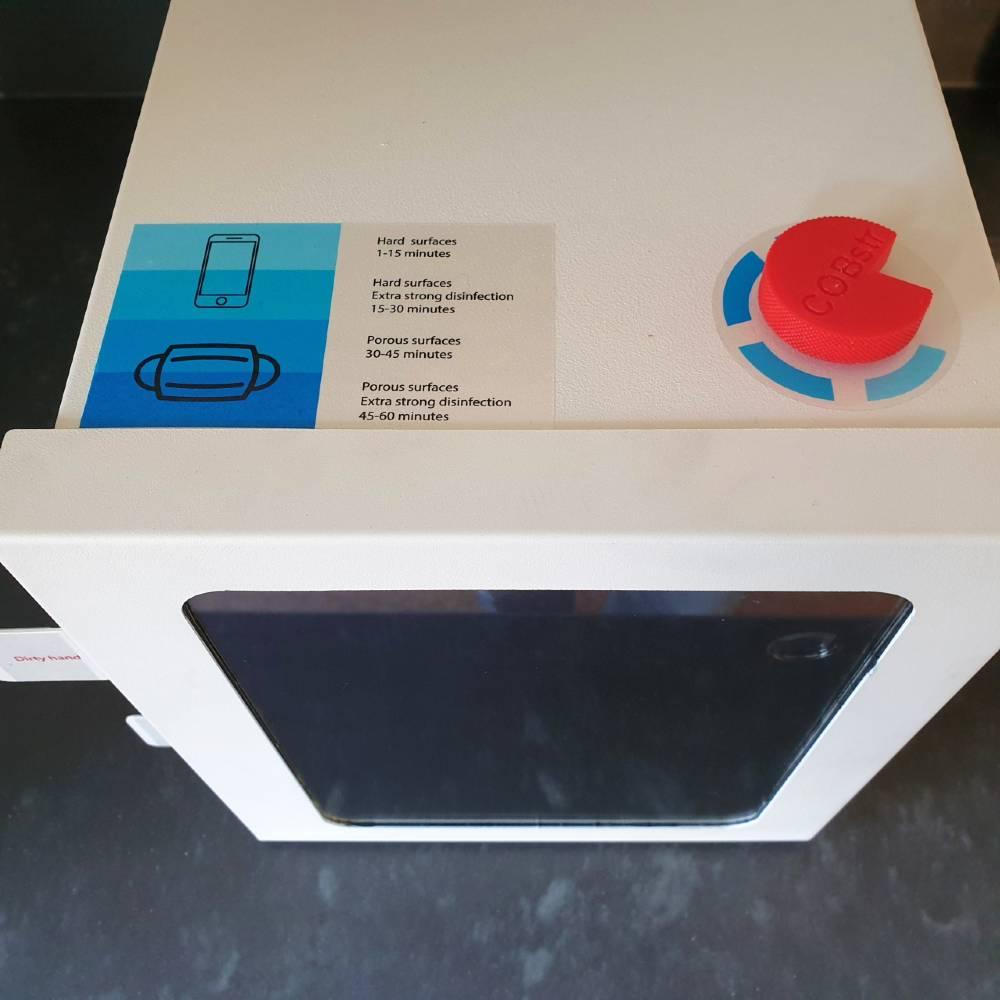 COBstr Box Interface